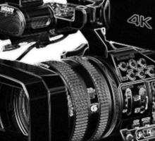 Camera Sticker