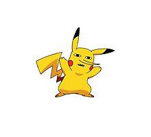 Lemongrab & Pikachu Splice by Liam Kelly