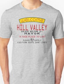 Welcome To Hill Valley (Future) T-Shirt
