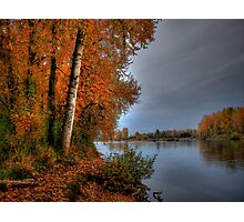 It's My Season ~ Fall Colors ~ Photographic Print