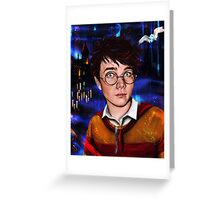 The Boy Who Lived Greeting Card