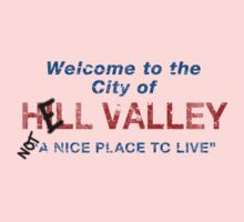 Welcome To HELL Valley Baby Tee