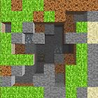 Pixel Mining Play Area 1 by andabelart
