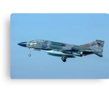 Phantom FGR.2 XV429/K with RAT deployed Canvas Print