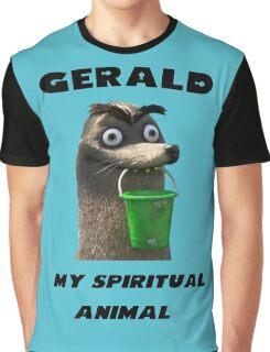 Gerald, my spiritual animal Graphic T-Shirt