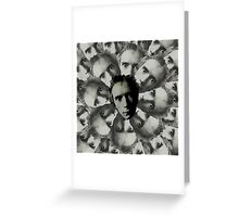 JR Rounds Greeting Card
