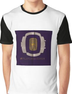 M&T Bank Stadium Graphic T-Shirt