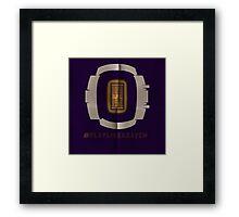 M&T Bank Stadium Framed Print