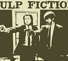 Pulp Fiction by soaringpandhat