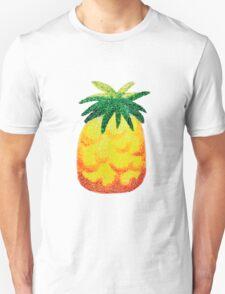 Sparkly Pineapple Unisex T-Shirt