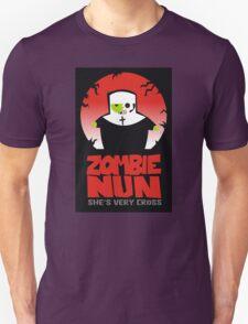 zombie nun Unisex T-Shirt