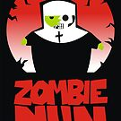zombie nun by Matt Mawson