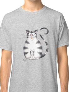 Kazart Fat Cat Tee Classic T-Shirt