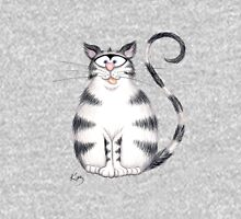 Kazart Fat Cat Tee Womens Fitted T-Shirt