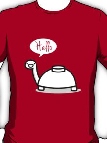 Mine turtle stops by to say hello T-Shirt