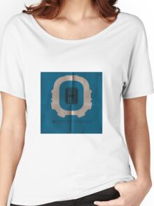 Bank of America Stadium Women's Relaxed Fit T-Shirt