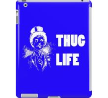 Thug Life; Fancy Gentleman (White Text) iPad Case/Skin