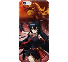 Akame iPhone Case iPhone Case/Skin