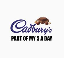 Cadburys, Part Of My 5 A Day! Unisex T-Shirt