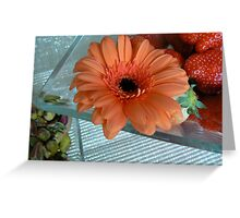 dao of nutrition Greeting Card