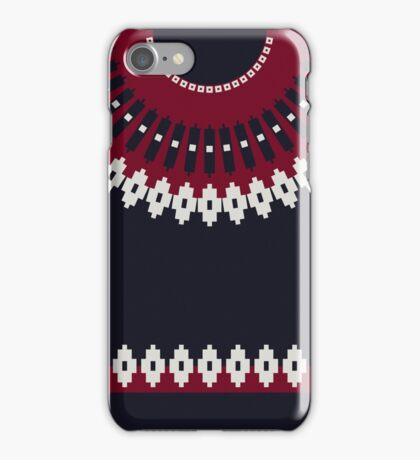 John's Christmas Jumper iPhone Case/Skin
