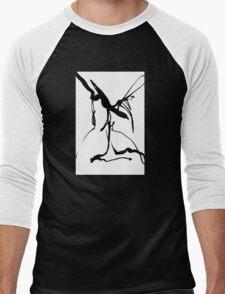 SJCrown Fine Art    sjcrown.artspan.com Men's Baseball ¾ T-Shirt
