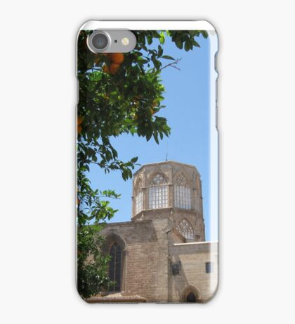 Valencia Cathedral iPhone Case/Skin