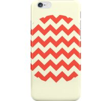 Chevron Full Circle iPhone Case/Skin