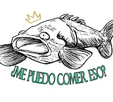 """Puedo comer eso """"Can I eat that?"""" by inogart"""