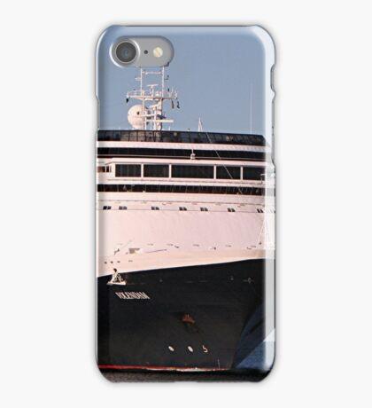 Cruise ship 6: Volendam iPhone Case/Skin