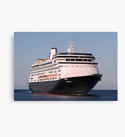 Cruise ship 6: Volendam Canvas Print