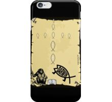 Evolution...Survival of the Fittest! iPhone Case/Skin