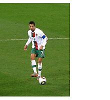 Ronaldo  Photographic Print