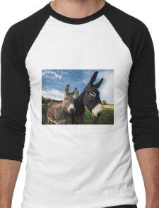 Donkeys 2 Men's Baseball ¾ T-Shirt
