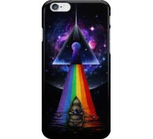 The Dark Side of the Mystery iPhone Case/Skin