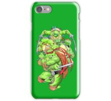 Turtle Brothers TMNT iPhone Case/Skin