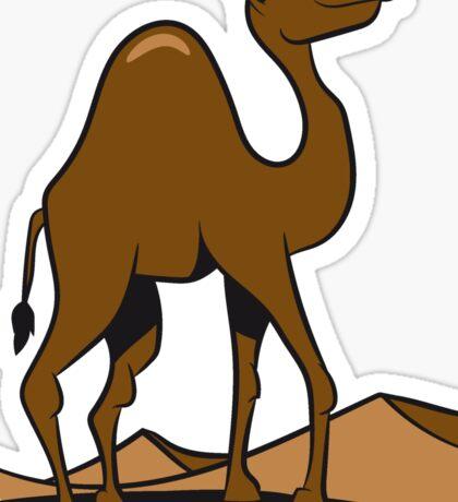 Kamel witzig lustig süss  Sticker