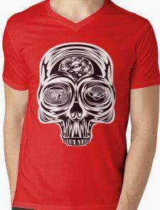 Aura of Automation Mens V-Neck T-Shirt