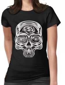 Aura of Automation Womens Fitted T-Shirt