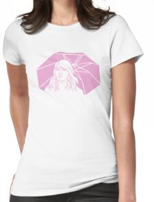 Lost In Translation Charlotte Womens Fitted T-Shirt