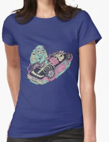American CPR Womens Fitted T-Shirt