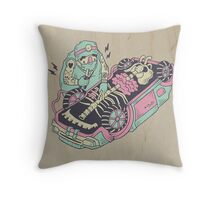 American CPR Throw Pillow