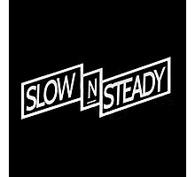 Slow and Steady Photographic Print