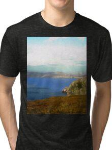 Horn Head Peninsula, Donegal, Ireland Tri-blend T-Shirt