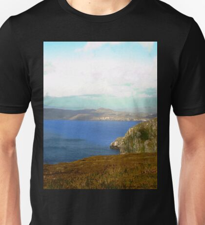 Horn Head Peninsula, Donegal, Ireland Unisex T-Shirt