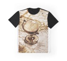 Old fashioned glass globe Graphic T-Shirt