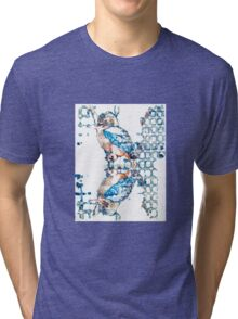 Kookaburra Reflection Tri-blend T-Shirt