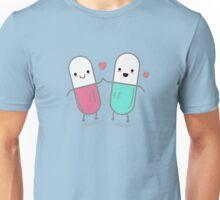 Funny Happy Pills  Unisex T-Shirt