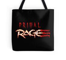 Primal Rage (Genesis Title Screen) Tote Bag