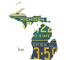 Michigan Home by Maren Misner